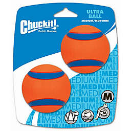 Chuckit!® Fetch Games Medium Ultra Balls (Set of 2)
