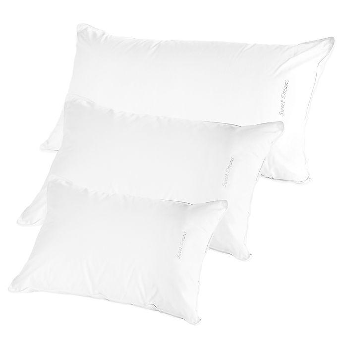 Alternate image 1 for The Pillow Bar® Breakfast in Bed™ Down Alternative \