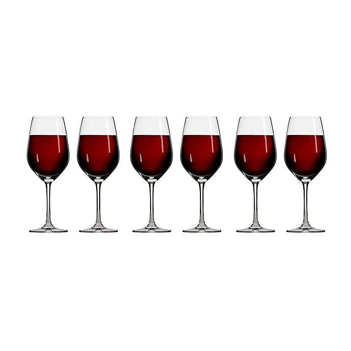 Alternate image 1 for Schott Zwiesel Tritan Forte Red Wine Glasses (Set of 6)