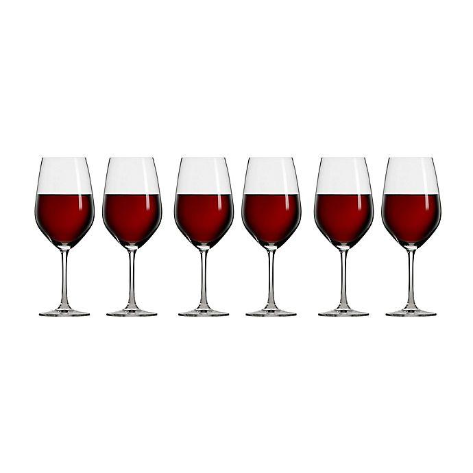 Alternate image 1 for Schott Zwiesel Tritan Forte Wine Goblets (Set of 6)