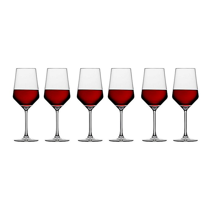 Alternate image 1 for Schott Zwiesel Tritan Pure Cabernet Wine Glasses (Set of 6)