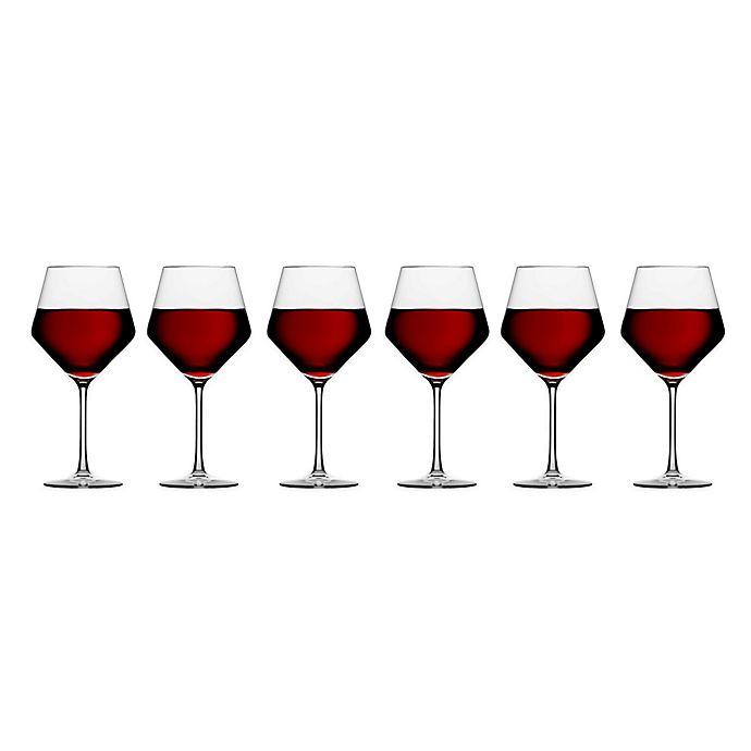 Alternate image 1 for Schott Zwiesel Tritan Pure Burgundy Wine Glasses (Set of 6)