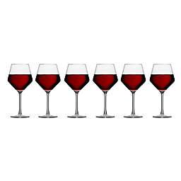 Schott Zwiesel Tritan Pure Burgundy Wine Glasses (Set of 6)