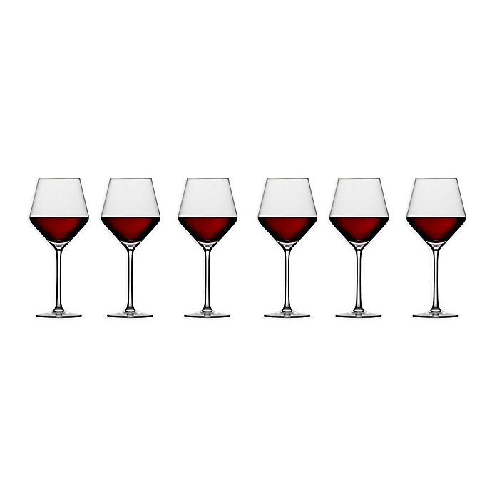 Alternate image 1 for Schott Zwiesel Tritan Pure Beaujolais Wine Glasses (Set of 6)