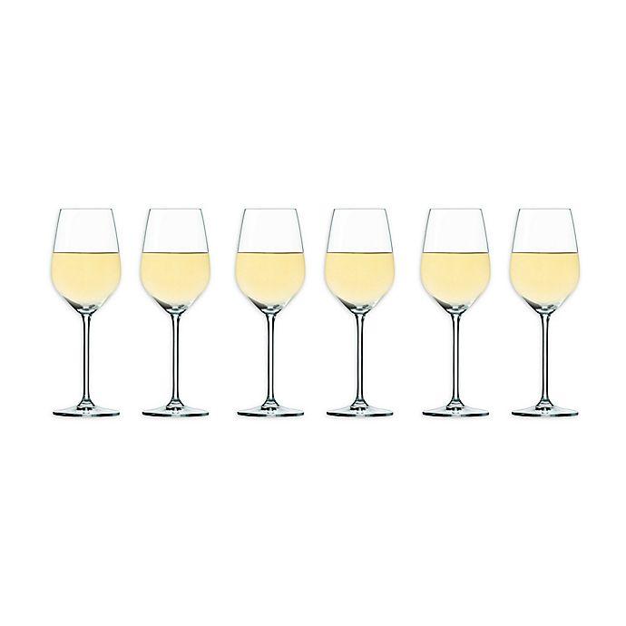 Alternate image 1 for Schott Zwiesel® Fortissimo Wine Goblets (Set of 6)