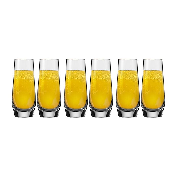Alternate image 1 for Schott Zwiesel Tritan Pure Juice/Aperitif Glasses (Set of 6)