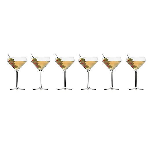 Alternate image 1 for Schott Zwiesel Tritan Pure Martini Glasses (Set of 6)