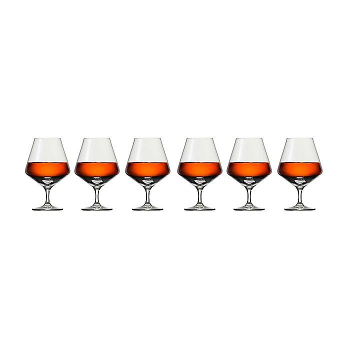 Alternate image 1 for Schott Zwiesel Tritan Pure Cognac Glasses (Set of 6)