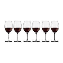 Schott Zwiesel Tritan Cru Classic Red Wine Glasses (Set of 6)