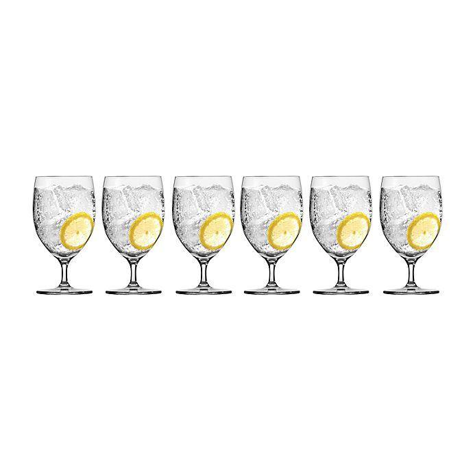 Alternate image 1 for Schott Zwiesel Tritan Cru Classic Water Glasses (Set of 6)