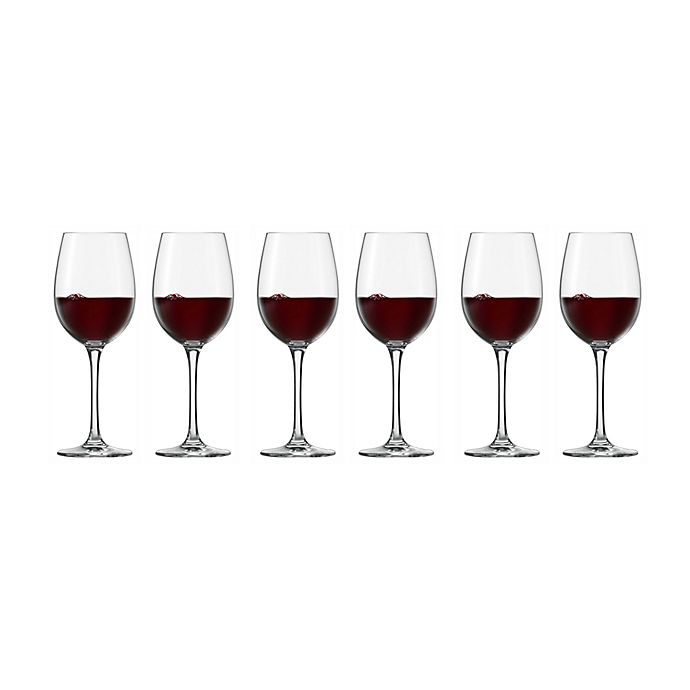 Alternate image 1 for Schott Zwiesel Tritan Classico Burgundy Wine Glasses (Set of 6)