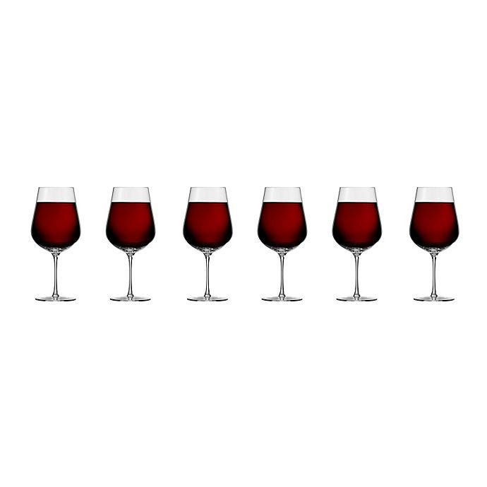 Alternate image 1 for Schott Zwiesel Tritan Air Red Wine Glasses (Set of 6)
