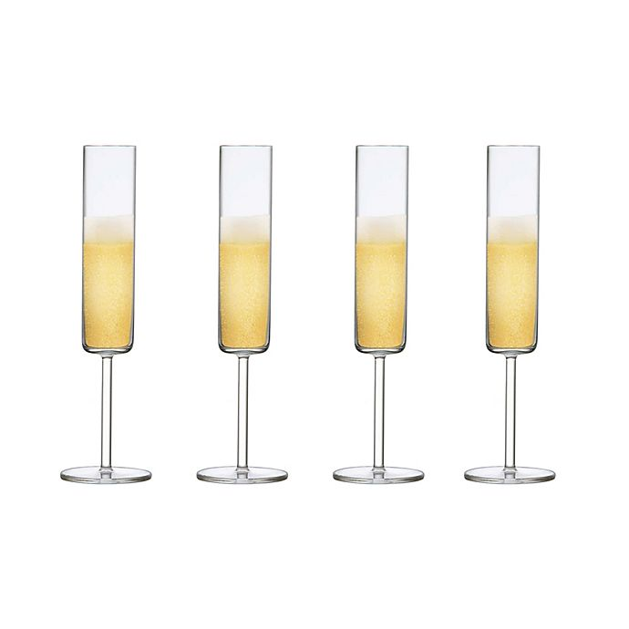 Alternate image 1 for Schott Zwiesel Modo Champagne Flutes (Set of 4)