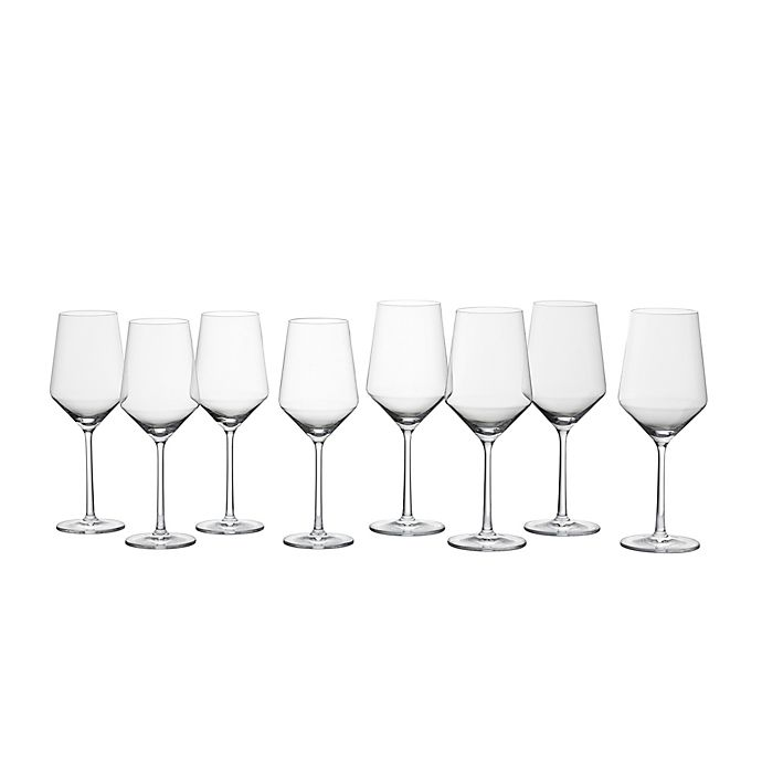 Alternate image 1 for Schott Zwiesel Tritan Pure 8-Piece Wine Glass Set