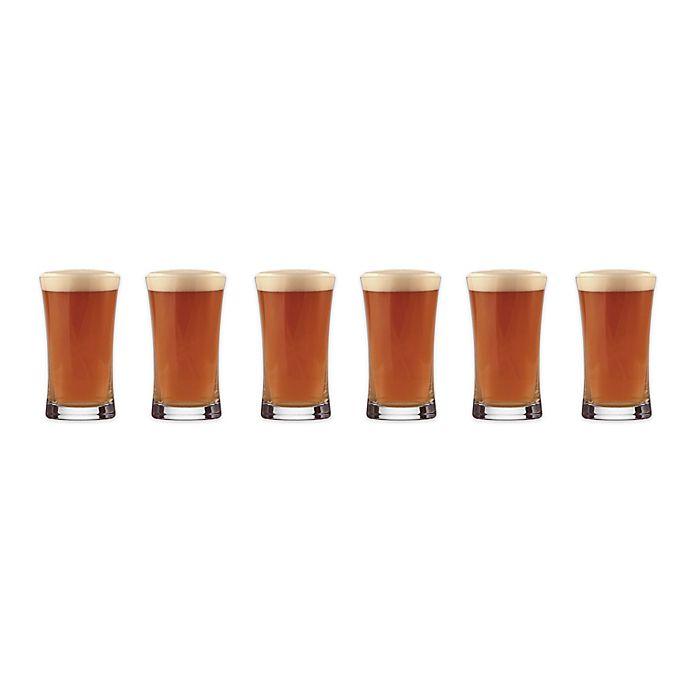 Alternate image 1 for Schott Zwiesel Tritan Beer Basic Pint Beer Glasses (Set of 6)