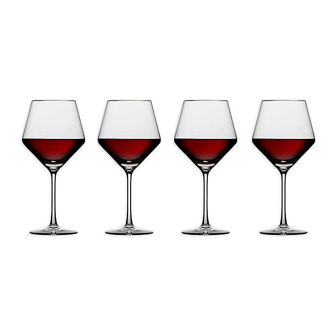 Alternate image 1 for Schott Zwiesel Tritan Pure Burgundy Wine Glasses (Set of 4)