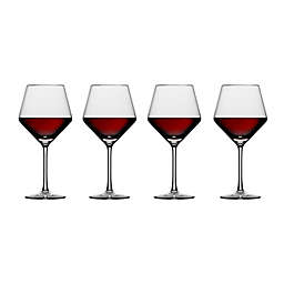 Schott Zwiesel Tritan Pure Burgundy Wine Glasses (Set of 4)