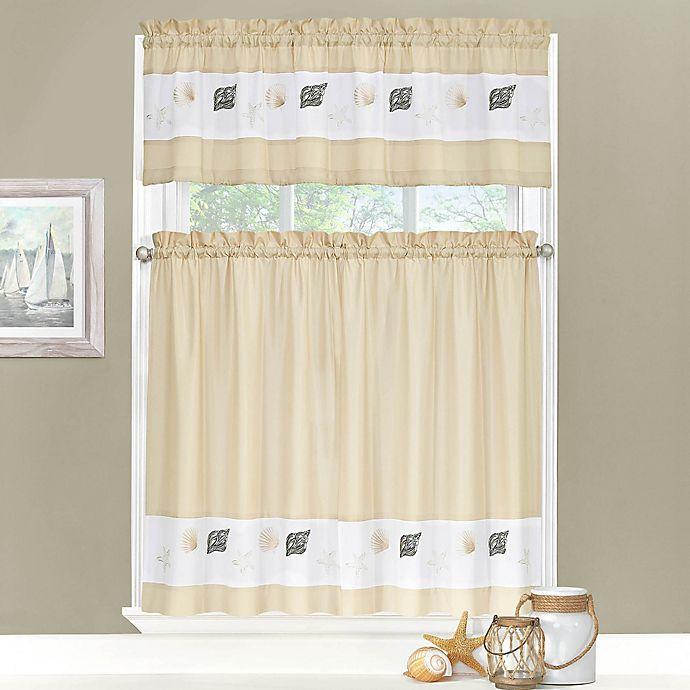 Ellery Homestyles Studio Tier Pair And, Ellery Homestyles Curtains