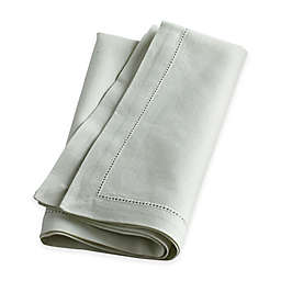 Wamsutta® Bordered Hemstitch Linen Napkins (Set of 2)