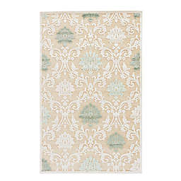 Jaipur Fables Glamorous 9-Foot x 12-Foot Area Rug in Tan