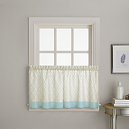 Morocco 2-Pack Window Curtain Tiers