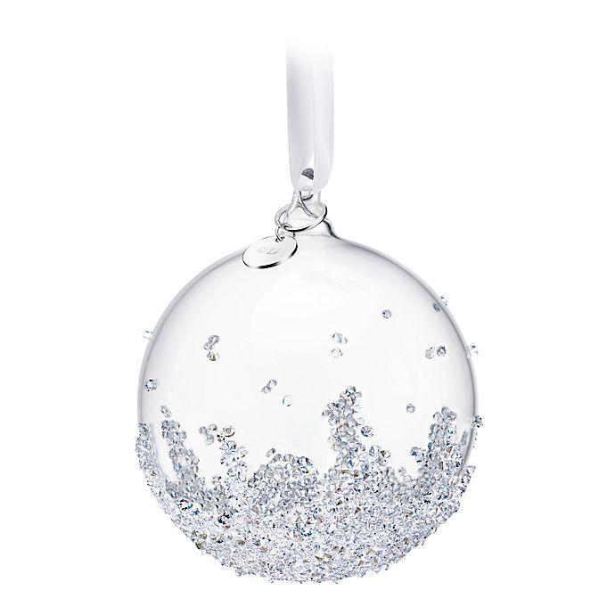 Alternate image 1 for Swarovski® Small Ball Ornament