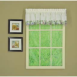 Today's Curtain Sonoma Window Curtain Valance in Ecru