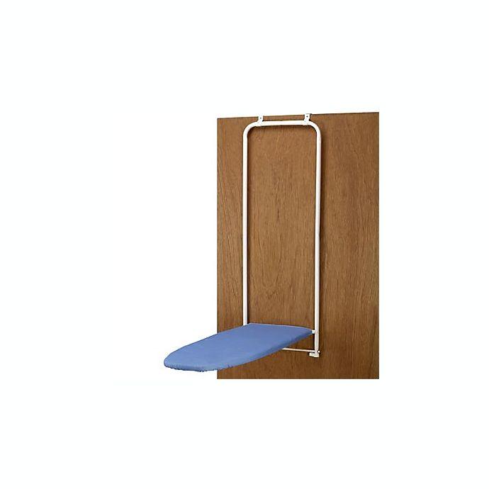 Alternate image 1 for Over-the-Door Ironing Board Hanger