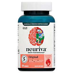 Neuriva® 50-Count Original Brain Support Supplement Gummies in Strawberry