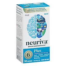 Neuriva® Brain Performance Plus 30-Count Dietary Supplement Capsules