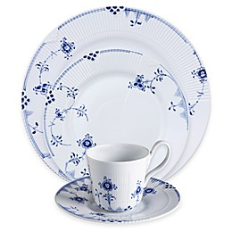 Royal Copenhagen Elements Dinnerware Collection in Blue