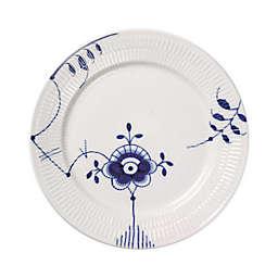 Royal Copenhagen Fluted Mega Dinner Plate #6 in Blue