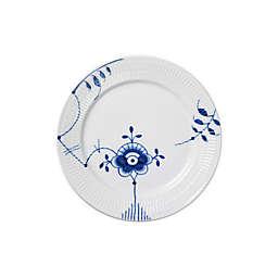 Royal Copenhagen Fluted Mega Salad Plate #6 in Blue