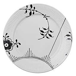 Royal Copenhagen Fluted Mega Dinner Plate #2  in Black