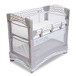 Arm's Reach® Mini Ezee™ 2-in-1 Co-Sleeper® in Chevron