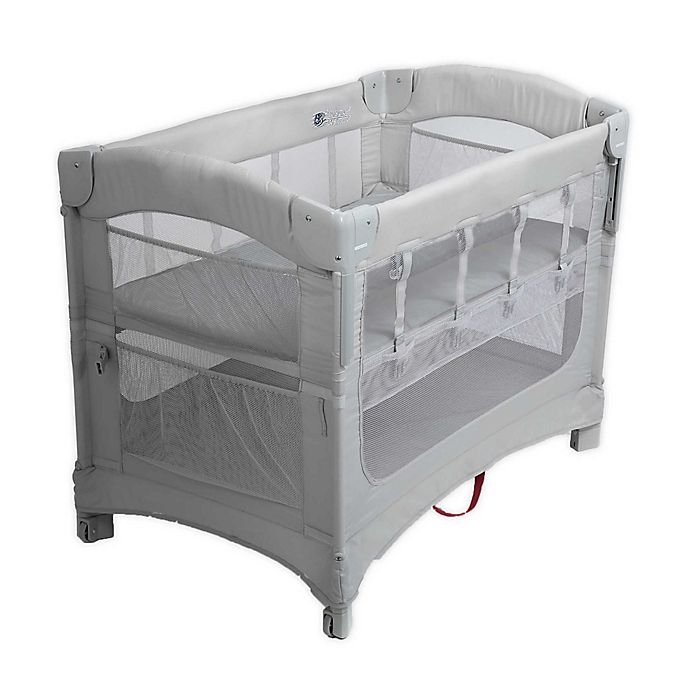 Alternate image 1 for Arm's Reach® Ideal Ezee™ 3-in-1 Co-Sleeper® in Grey