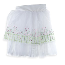 Glenna Jean Secret Garden Crib Skirt