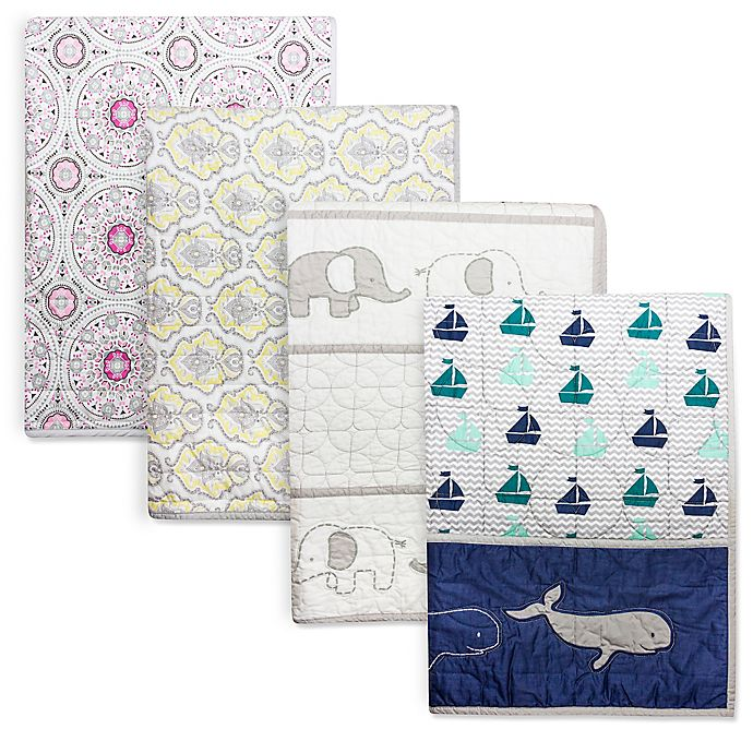 Alternate image 1 for Wendy Bellissimo™ Mix & Match Quilts