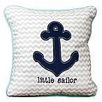 Wendy Bellissimo™ Mix & Match Anchor Chevron Throw Pillow