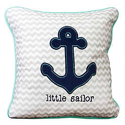Wendy Bellissimo™ Mix & Match Anchor Chevron Throw Pillow