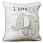 Wendy Bellissimo™ Mix & Match Elephant Chevron Throw Pillow
