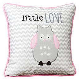 Wendy Bellissimo™ Mix & Match Owl Chevron Throw Pillow