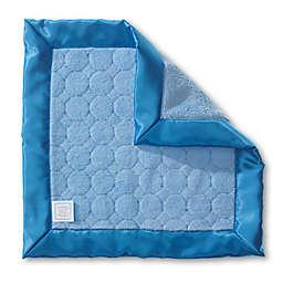 SwaddleDesigns® Puffy Baby Lovie Security Blanket in Blue