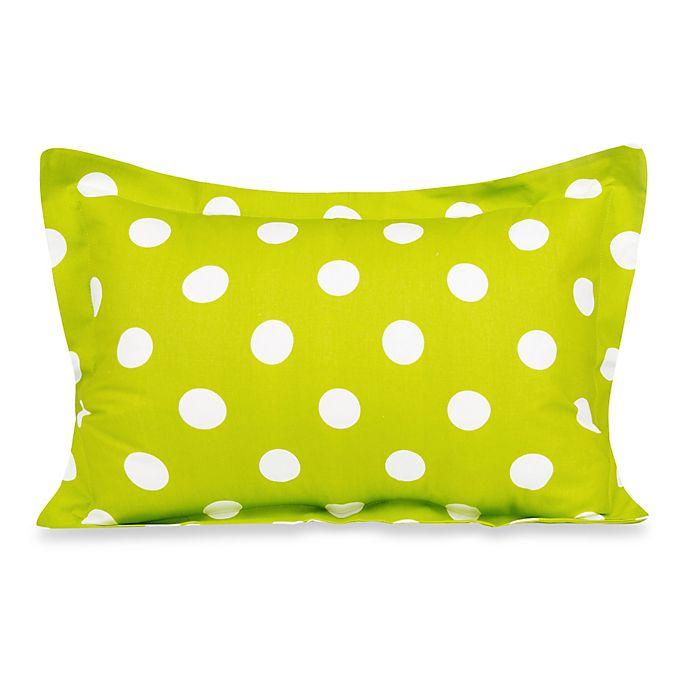 Alternate image 1 for Glenna Jean Ellie & Stretch Large Pillow Sham