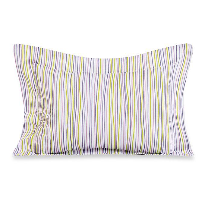 Alternate image 1 for Glenna Jean Lulu Large Pillow Sham in Multi Stripe
