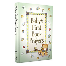 """""""Baby's First Book of Prayers"""" by Melody Carlson"""