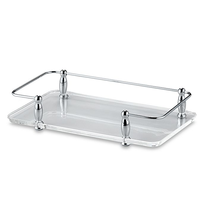 Alternate image 1 for Guest Acrylic Towel Holder