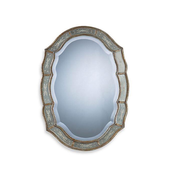 Vivian Wall Mirror By Uttermost: Uttermost Fifi Wall Mirror