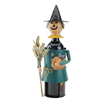 Pronto Scarecrow Wine Bottle Holder