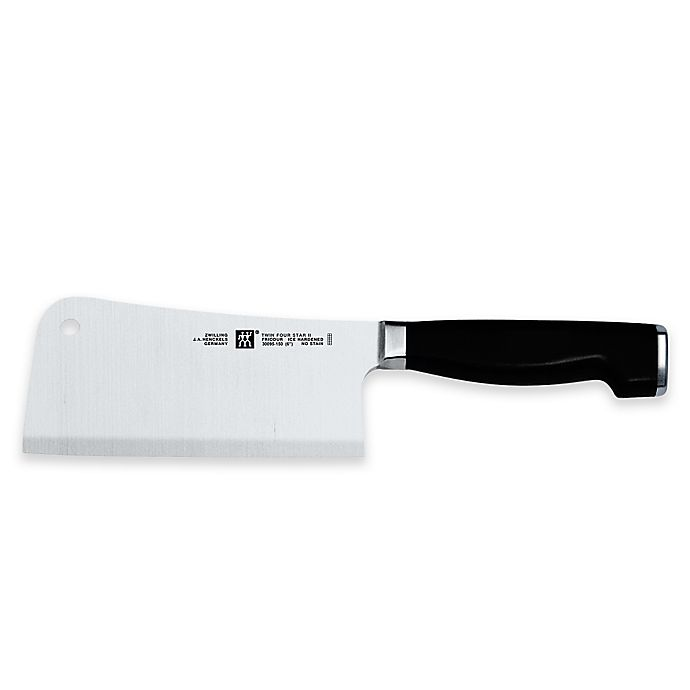 Alternate image 1 for Zwilling® J.A. Henckels Four Star II 6-Inch Cleaver
